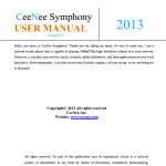 Symphony_Usermanual_English